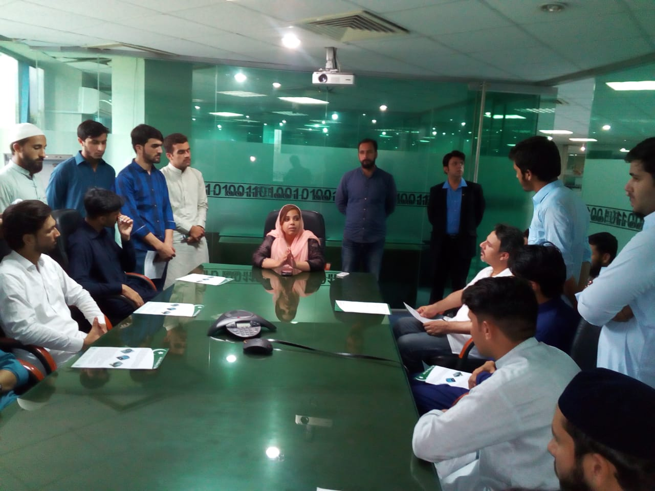 Study Tour to PSEB and Plasma IT solutions Islamabad