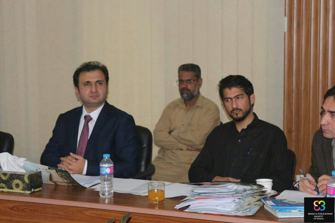 Pakistan Engineering Council team visit