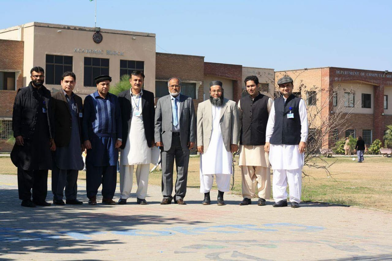 Pakistan Engineering Council team visit to UET Mardan